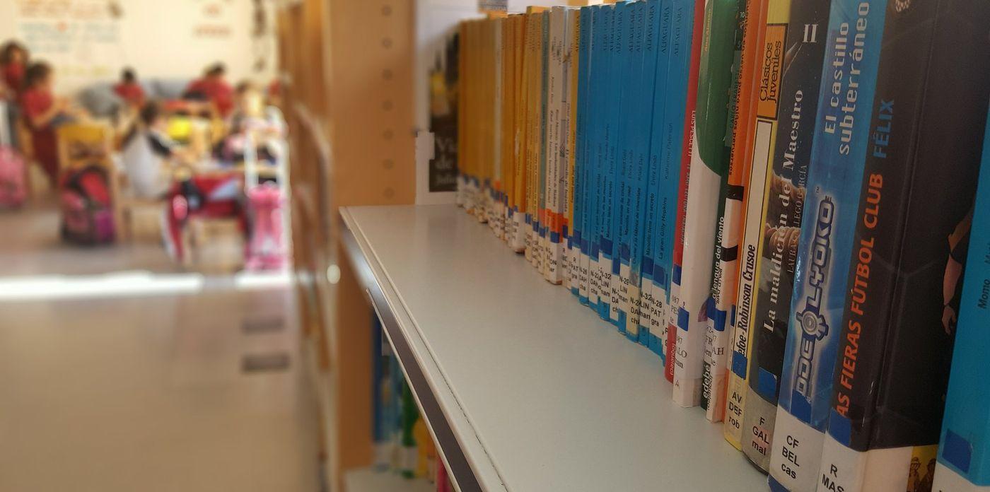 Biblioteca del Colegio Valle del Miro Valdemoro
