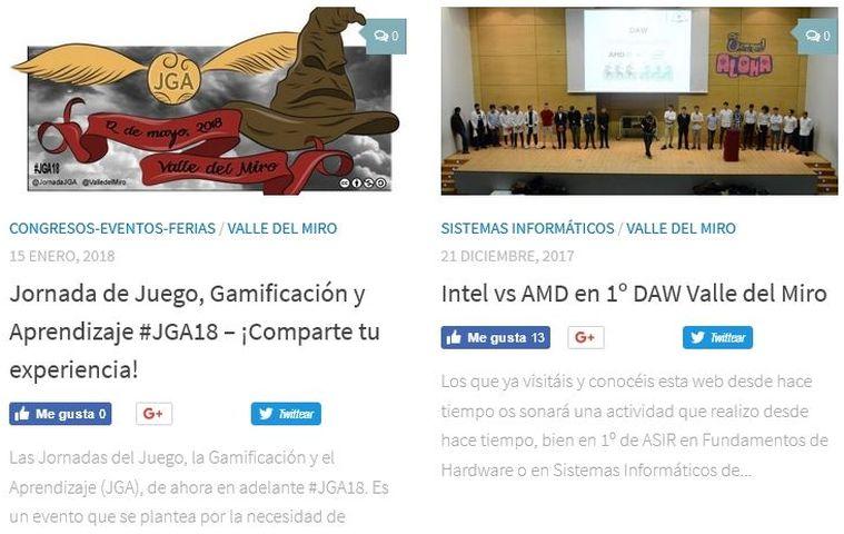 Blog de David Pérez Alonso colegio bilingue valle del miro valdemoro