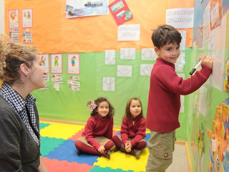 Una asamblea en Infantil