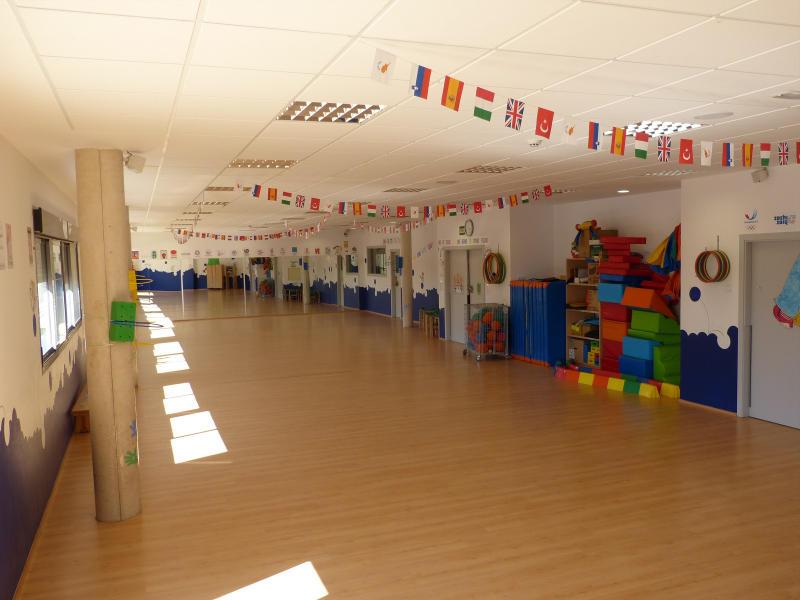 Sala de psicomotricidad