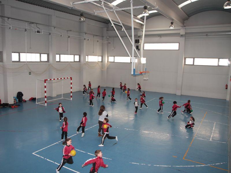 Polideportivo del Valle del Miro