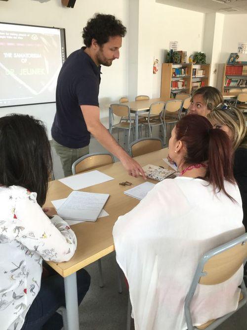 formacion DIFACIL colegio bilingue valle miro valdemoro