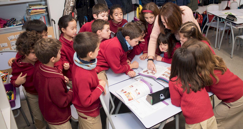 formacion integral colegio bilingue valle miro valdemoro