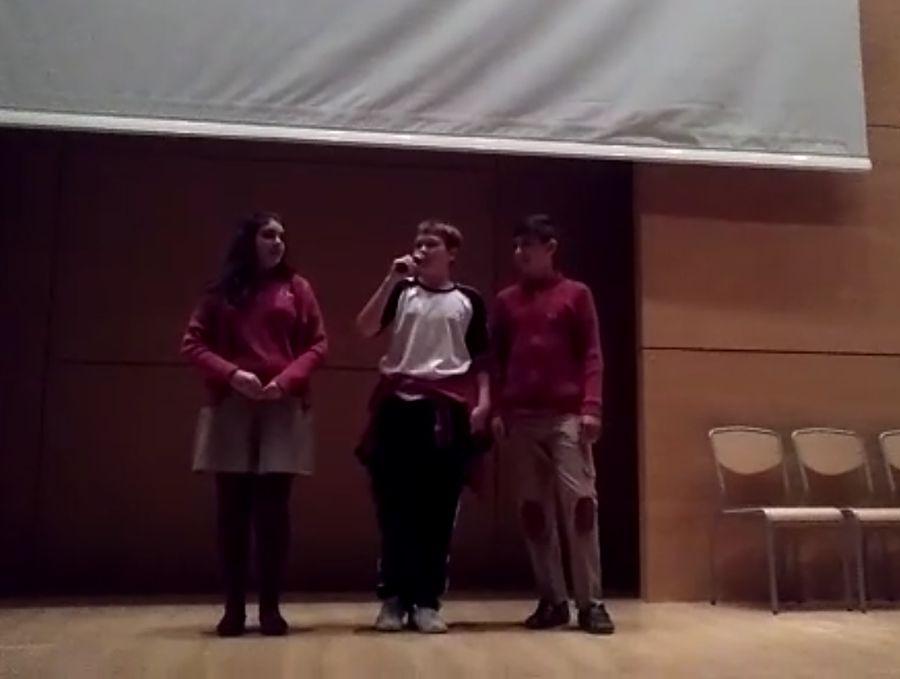 Partido político Colegio Valle del Miro 2
