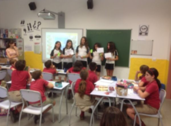 Partido político Colegio Valle del Miro 4