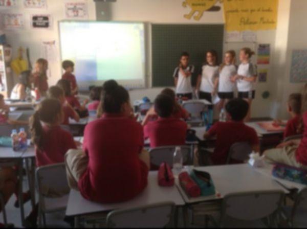 Partido político Colegio Valle del Miro 5