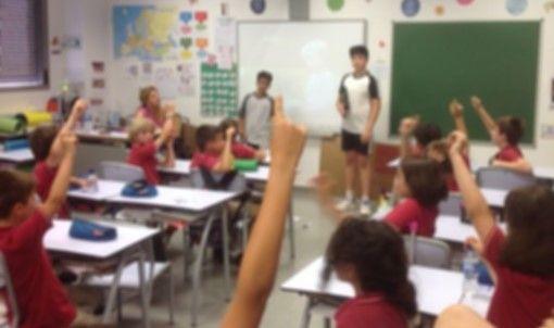 Partido político Colegio Valle del Miro 6