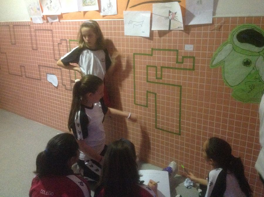 Perimetros y areas Colegio Valle del Miro 1