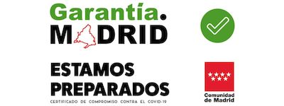 Garantia Madrid Estamos Preparados