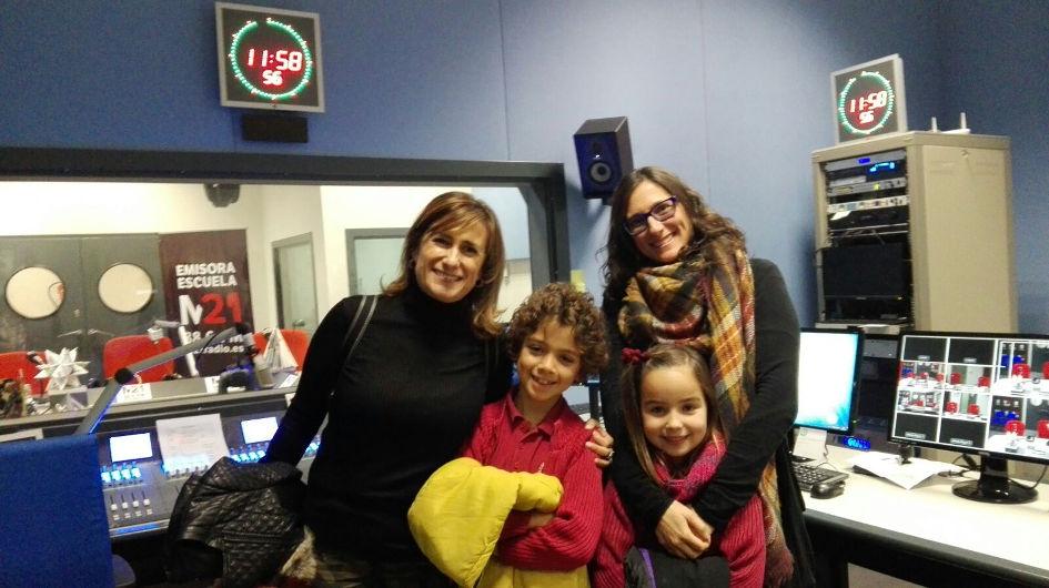 Participamos en el programa educativo de M21 Radio - Cero en Conducta