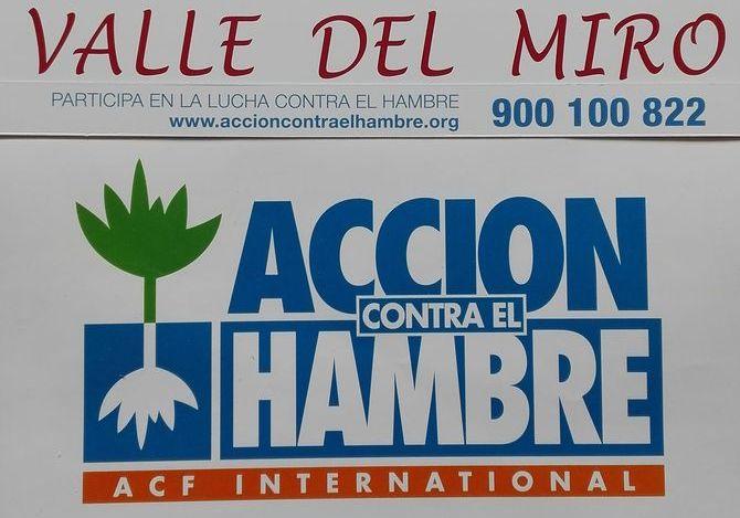 Valle del Miro corre contra el hambre