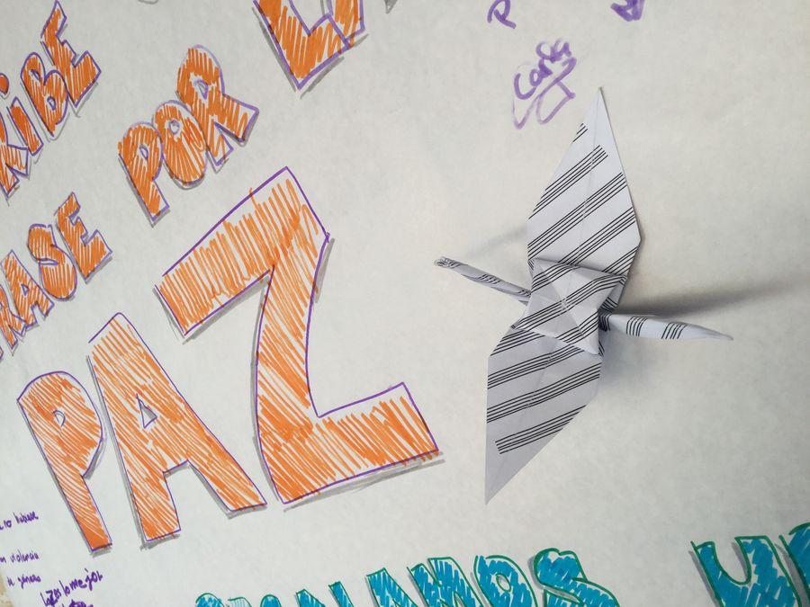 30 de enero: Día de La Paz en el Colegio Valle del Miro