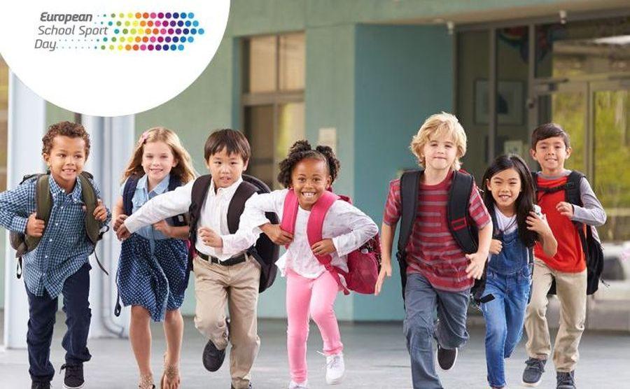 El Colegio Valle del Miro participa en el Día Europeo del Deporte Escolar