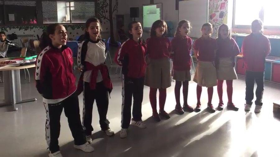 Vídeo de Felicitación navideña del colegio Valle del Miro