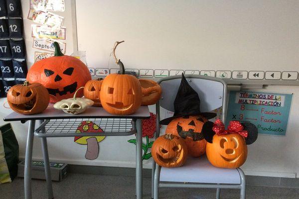 Celebración Halloween 2018 en Valle del Miro