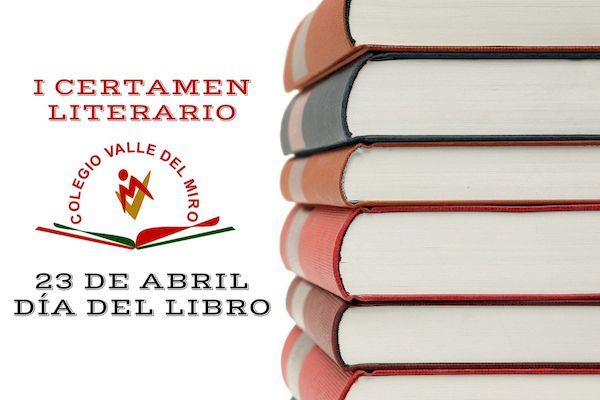 Concurso Literario Valle del Miro - Día del Libro 2021