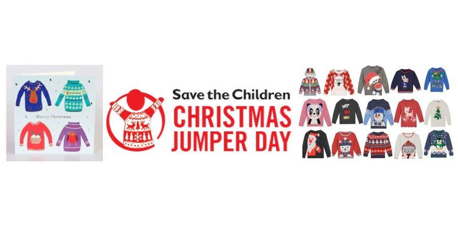 Jumper Christmas Jumper Day en Valle del Miro