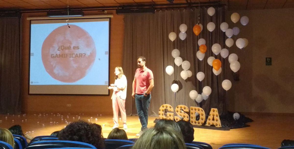 Participamos en el I Innomeeting Educación del colegio Gredos San Diego Alcalá