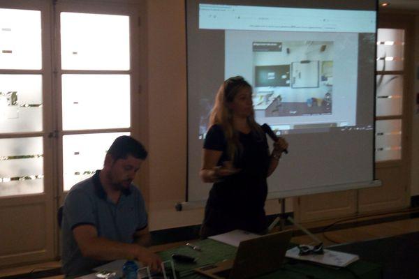 Participamos en la IX Jornada sobre Innovación Educativa organizadas por UCETAM