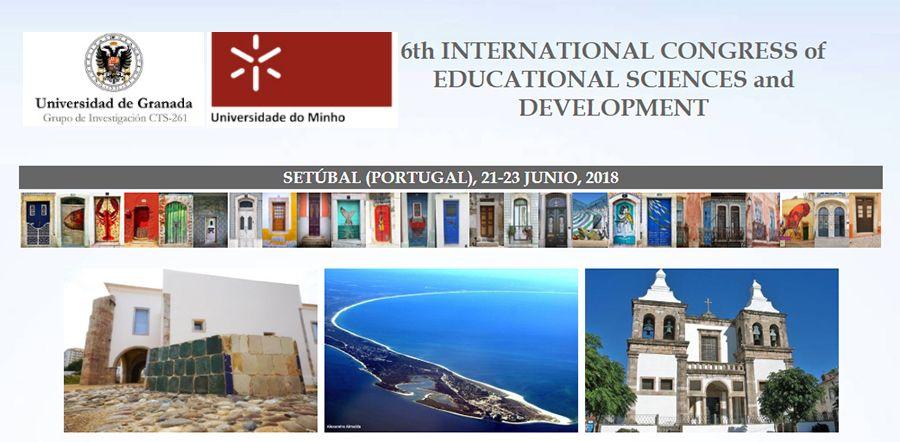 El Colegio Valle del Miro en el VI Congreso Internacional de Educación y Ciencia en Setúbal (Portugal)
