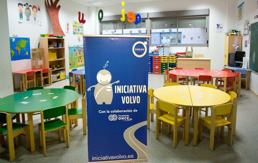 Nuestros alumnos de 5º A de primaria, finalistas en el reto Iniciativa VOLVO