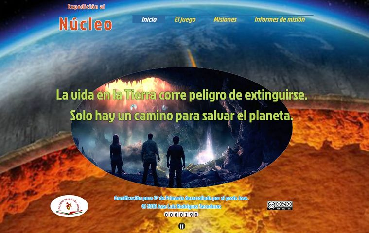Página web José Luis Rodríguez