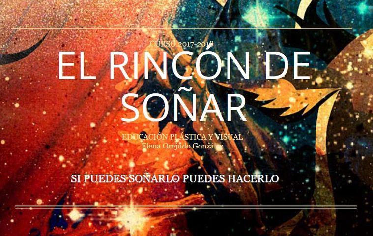 Página web 'El Rincón de Soñar' colegio bilingue valle del miro valdemoro