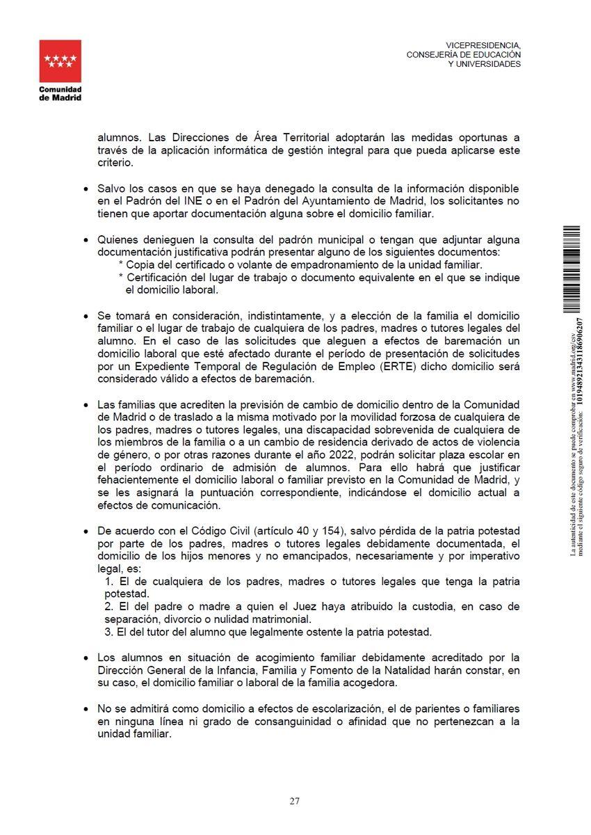 Criterios para el baremo de solicitudes pág. 2